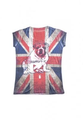 zoomorfic t-shirt donna uk1