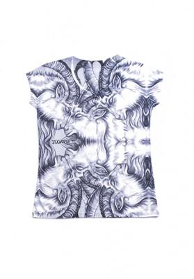 zoomorfic t-shirt donna ariete1