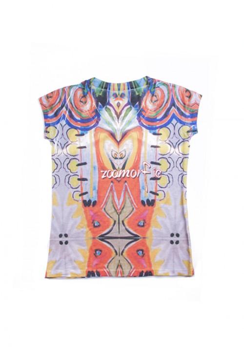 zoomorfic t-shirt donna martin1