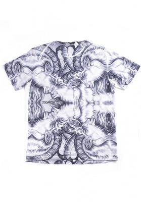 zoomorfic t-shirt uomo  ariete