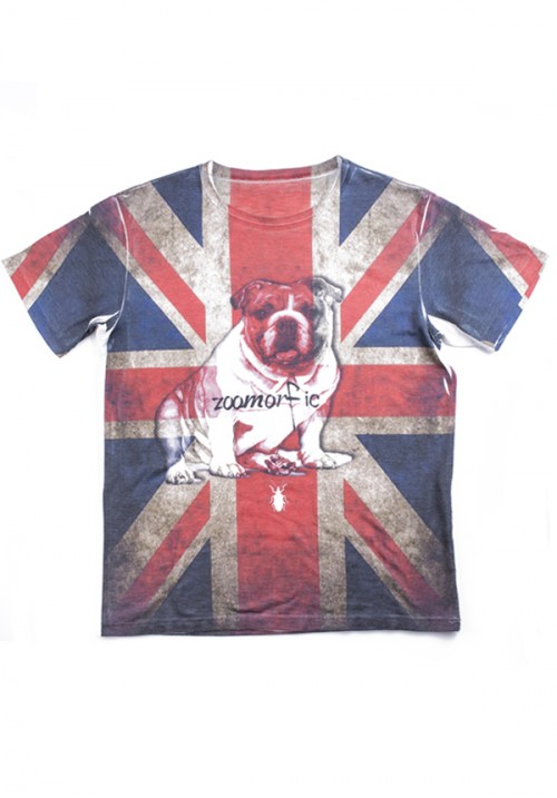 zoomorfic t-shirt uomo uk