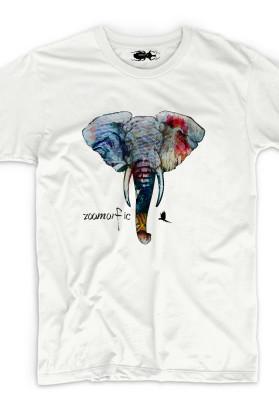 organic t-shirt Elephant
